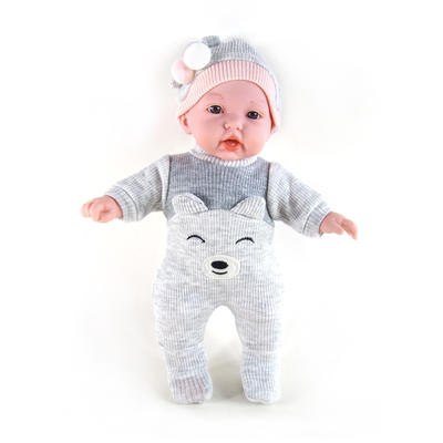 soft baby doll for Newborn baby 11 inch lovely type